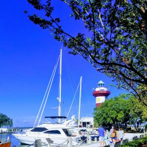 Harbourtown Light House at Sea Pines Resort, Hilton Head, SC