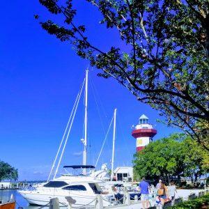Harbourtown Light House at Sea Pines Resort, Hilton Head, SC