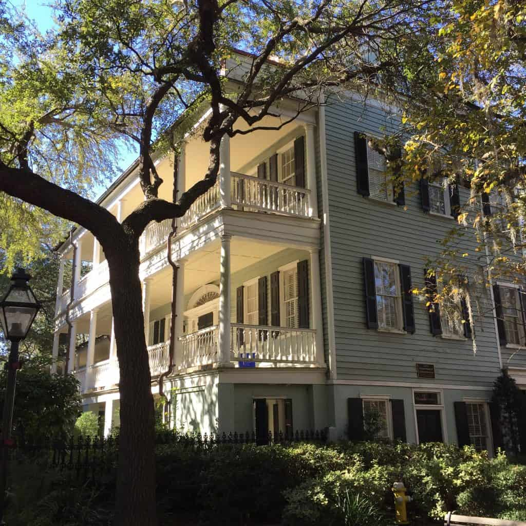 Historic House in Downtown Charleston