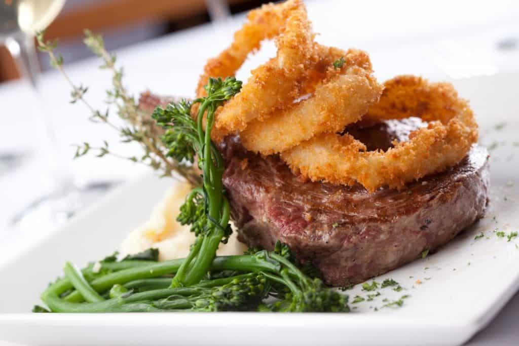 Franks Restaurant Pawleys Island Steak