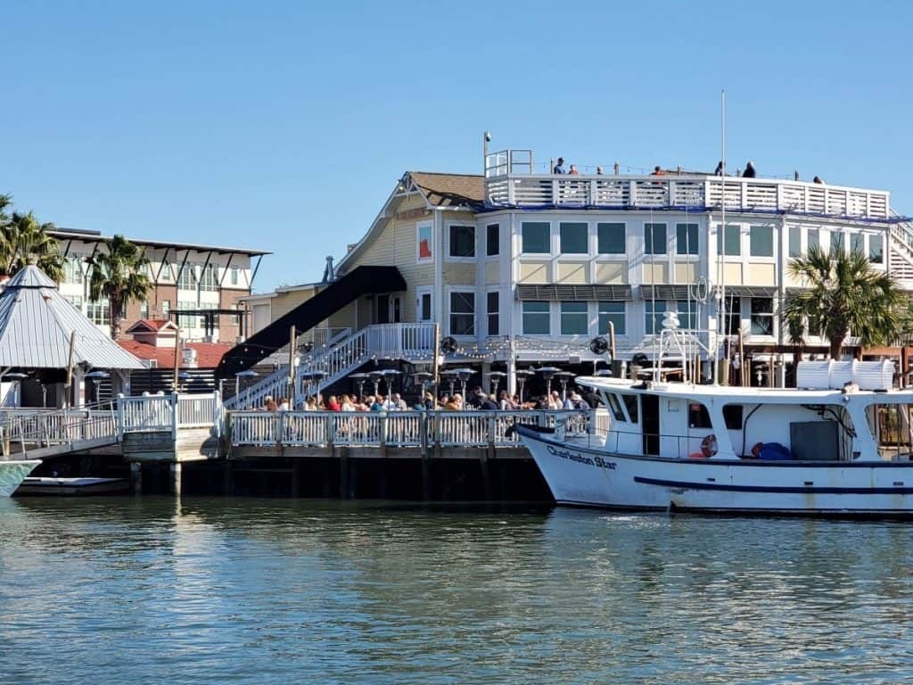 Shem Creek Restaurant 3