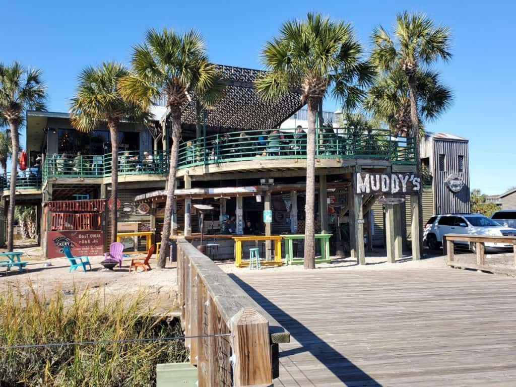 Shem Creek Restaurant