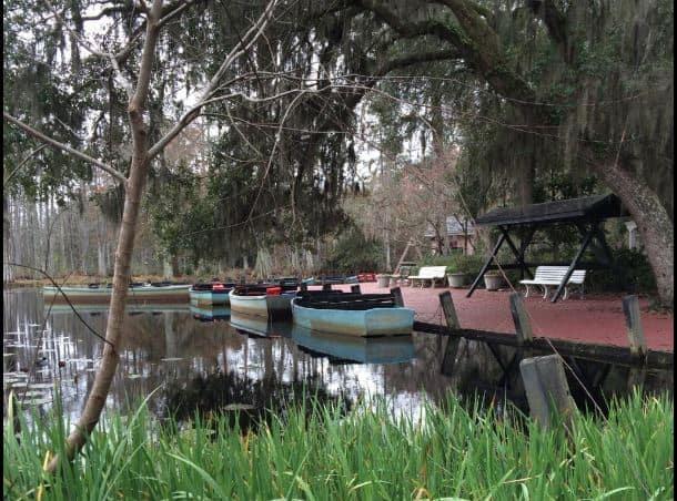 Cypress Gardens Boat Tours
