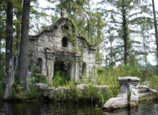 Cypress Gardens Church Ruins