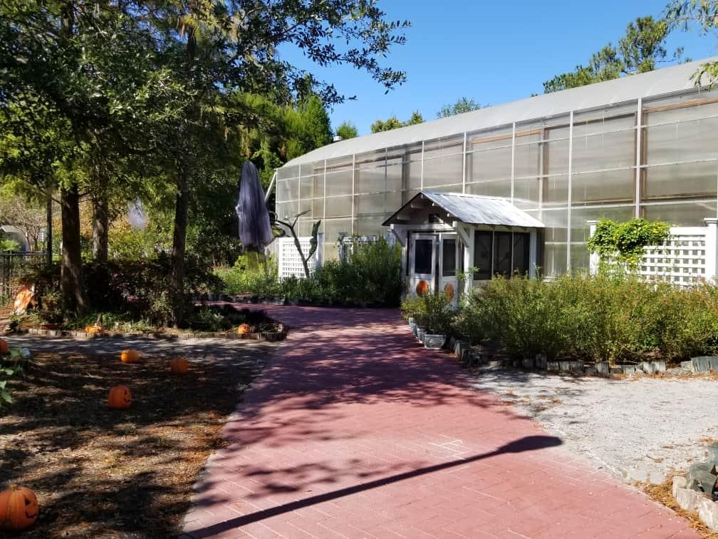 Cypress Gardens Walkway