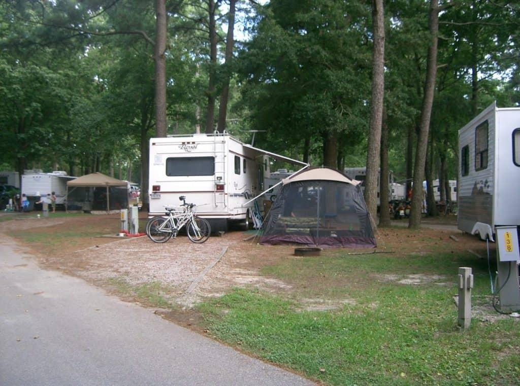Myrtle Beach KOA Campground