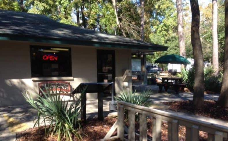 Myrtle Beach State Park Camp Store