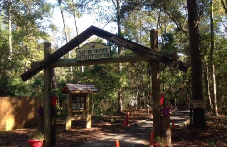 Myrtle Beach State Park Nature and Activity Center