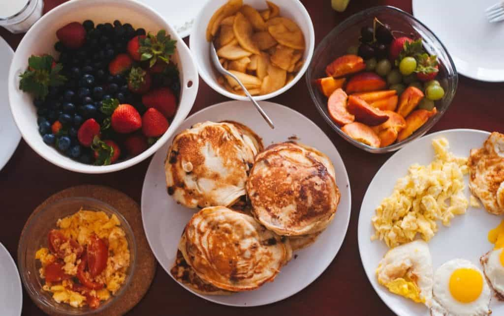 Coastal Carolina Guide Kid-Friendly Vacation Meal Ideas Breakfast food
